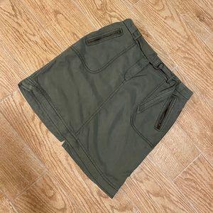 Loft Cargo Skirt